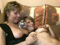 Threesome, Mature, Xhamster