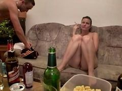 Group, Teen, Party, Student, Hardsextube