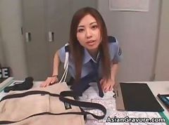 Asian, Blowjob, Office, Police, Drtuber