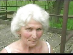 Granny, Toys, Outdoor, Xhamster