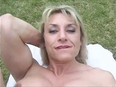 Clit, Outdoor, Big Clit, Mature, Xhamster