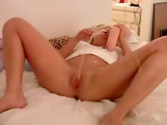 Blonde, Squirt, Xhamster