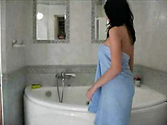 Bath, Bathroom, Teen, Xhamster