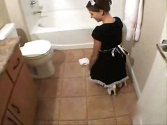 Bath, Bathroom, Maid, Pornhub