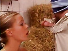 Farm, Babe, German, Cute, Redtube